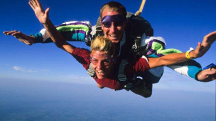 Skydive Pura Vida!