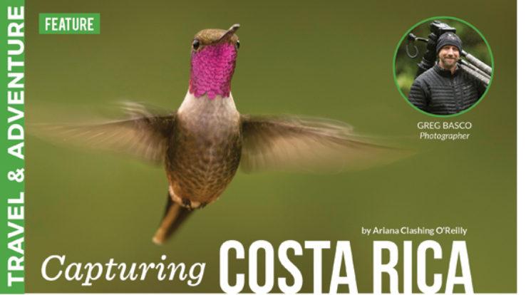 Travel & Adventure Feature: Capturing Costa Rica