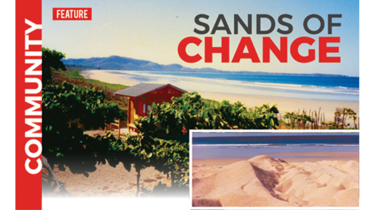 Community Feature: Sands of Change