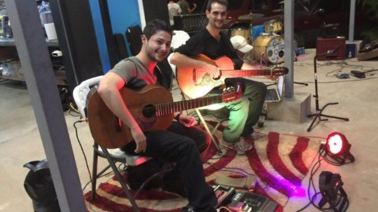 Spotlight – Fiery Flamenco Guitar