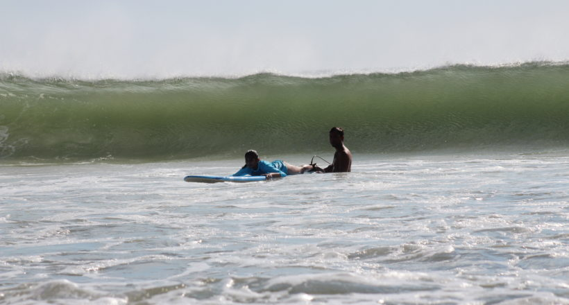 Short Story- The Surf Lesson