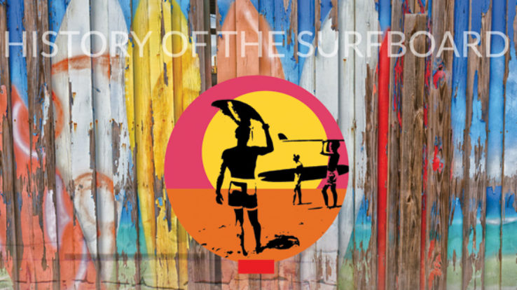 August Odyssey: History of the Surfboard