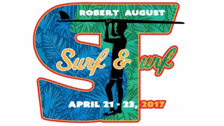 Happenings – Robert August Surf & Turf Charity Event