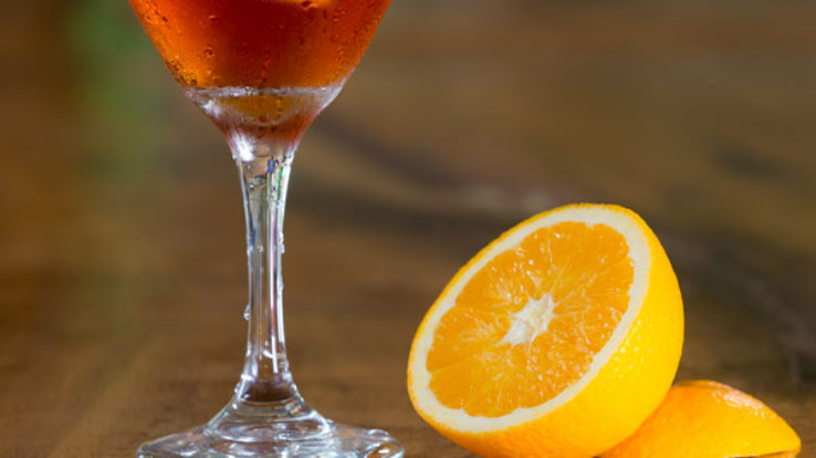 Recipe of the month – Classic Negroni Cocktail