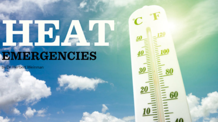 Wellness The Doctor is In – Heat Emergencies