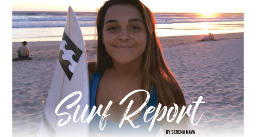 Surf Report – March 2017 Results