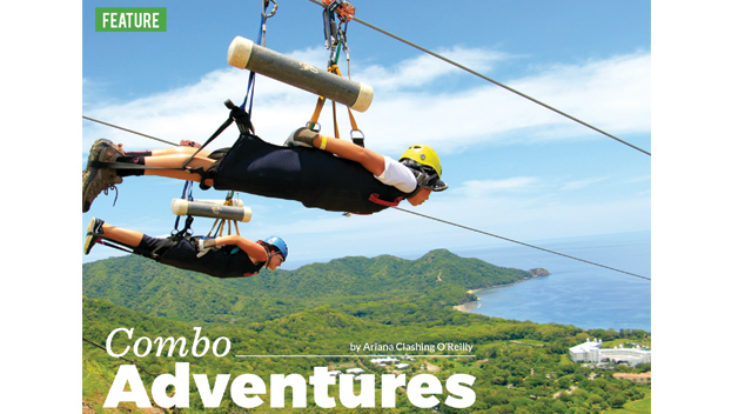 Feature – Combo Adventure Parks