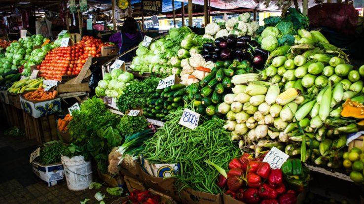Around Town – Farmer's Markets