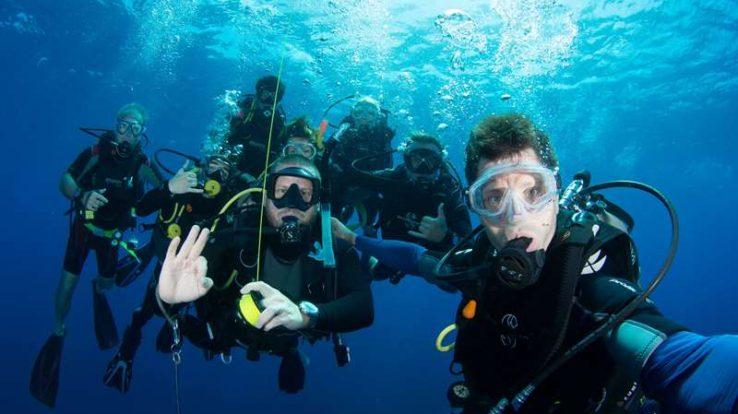 Featured Adventure – Scuba Diving in Costa Rica