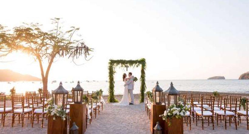 cover story - costa rica  destination weddings