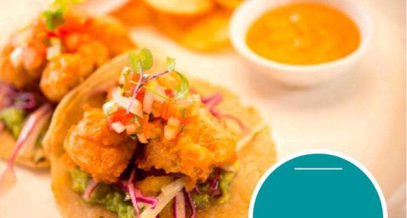 Recipe of the Month – Tacos de Pescador Fritos