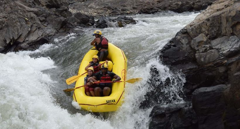 Featured Adventure – White Water Rafting in Costa Rica