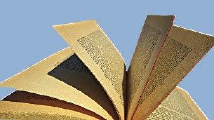 Bookshelf – Leaves on the Beach