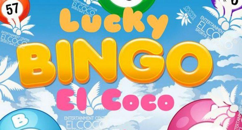 Happenings – Lucky Bingo