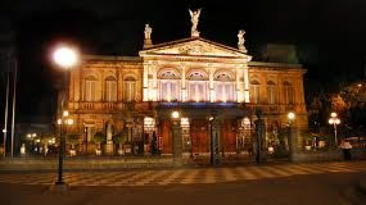 Lifestyle Feature – Crown Jewel of San Jose, National Theater of Costa Rica