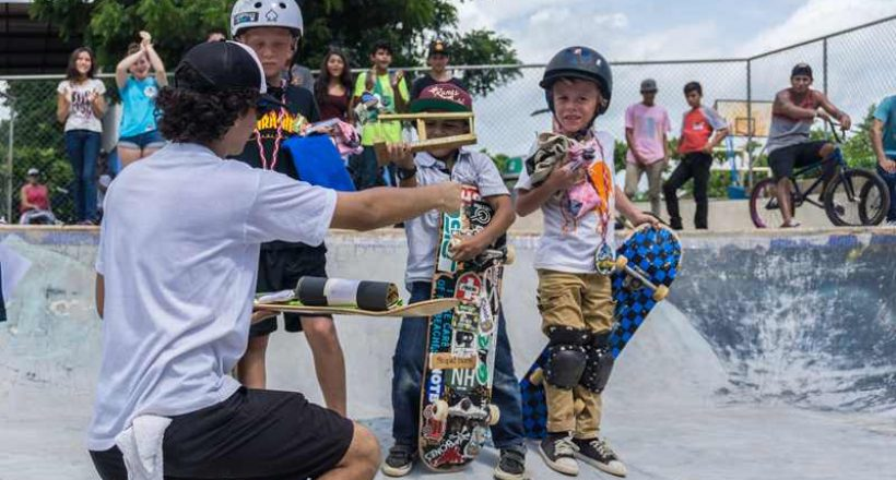 Community Event – GuanaCrece Skateboard Contest in Villareal