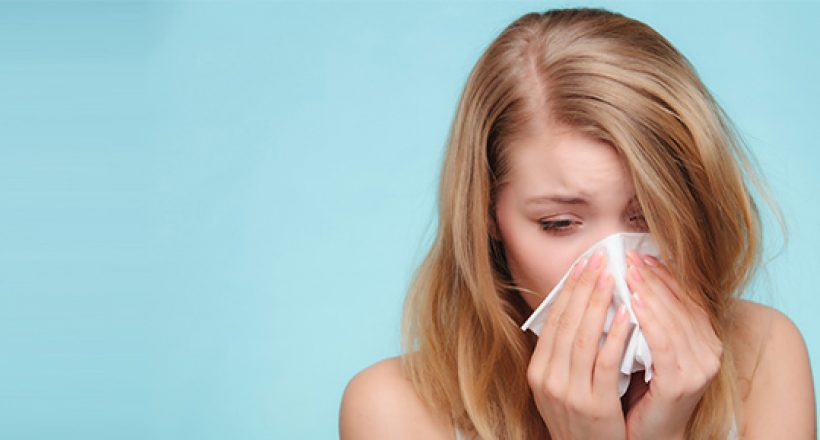 Wellness – Respiratory Allergy