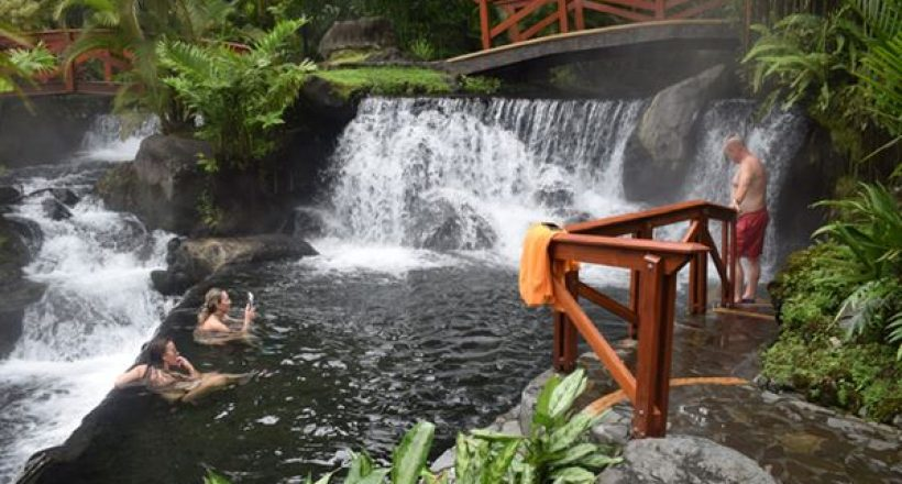 Cool Places – Hot Springs