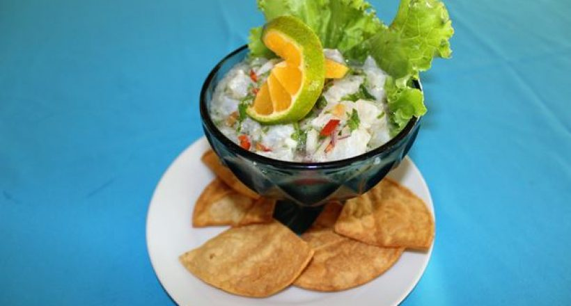 Recipe of The Month – Ceviche