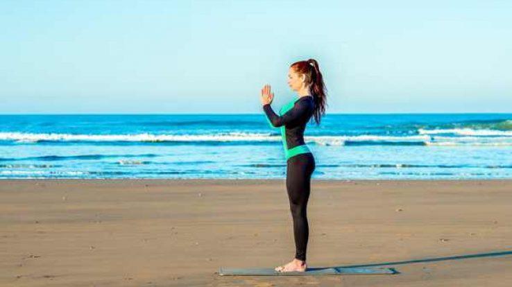 Study of Yoga – Coming Home:  Tadasana