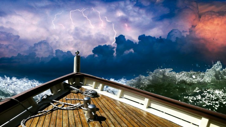 Wellness: Spirituality – Storm of Uncertainty