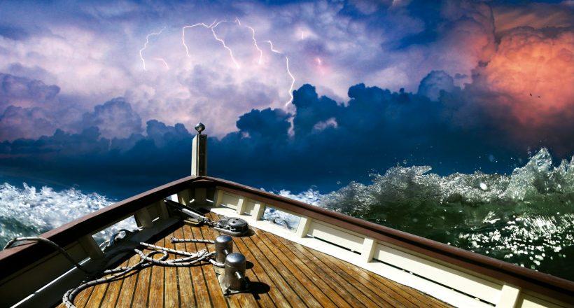 Wellness: Spirituality – Storm of Uncertainty