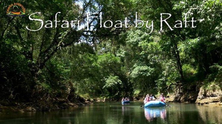 Featured Adventure – Safari River Float is a Slow Boat to Paradise