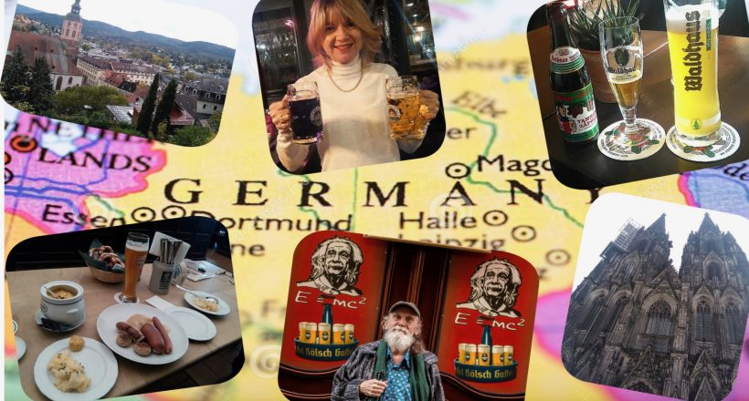 Locos Dos –  A Trip to Germany, Gays vs. Trains