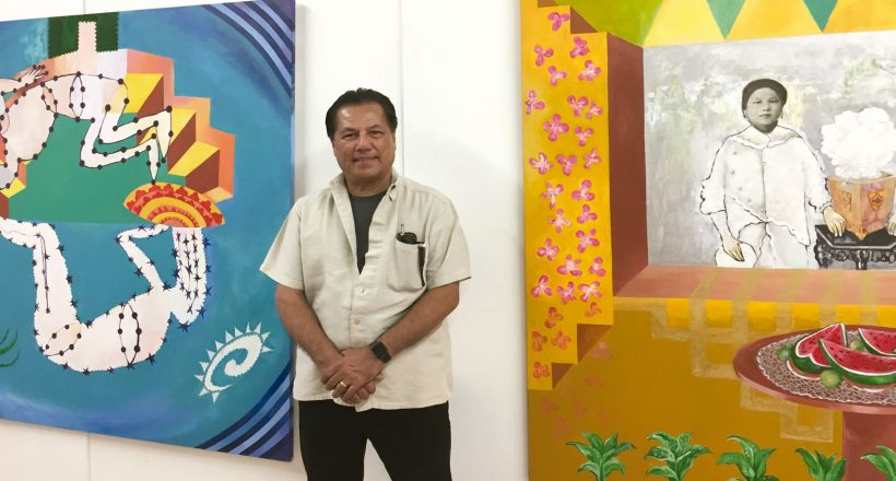 Spotlight – Multimedia Artist Otto Apuy, Favorite Son of Cañas