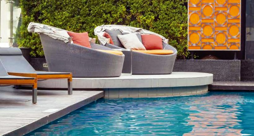 Building CR – Swimming Pools,  Design, Construction and Maintenance