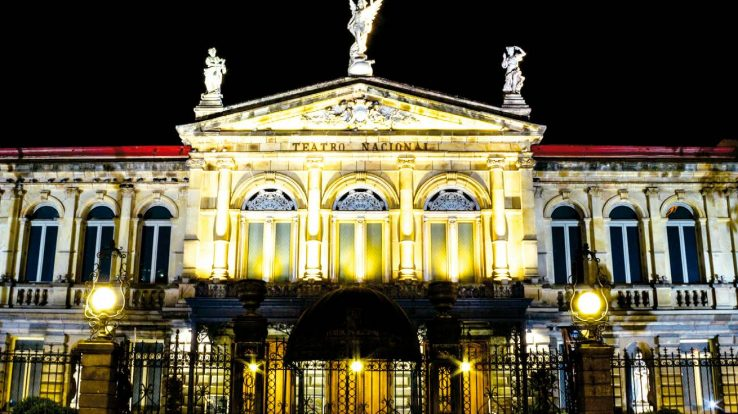 Building A Masterpiece – The National Theater