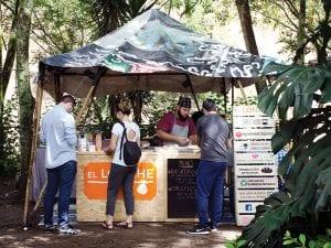 urban tourism feria verde in San Jose Costa Rica