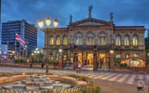 national theater of costa rica National Symphony Orchestra of Costa Rica